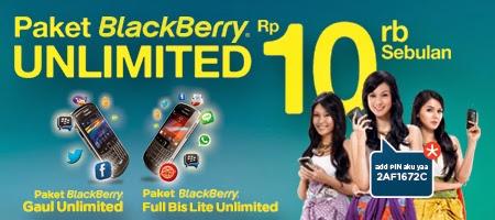 Paket Internet XL BB Unlimited Rp 10rb Sebulan