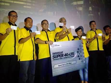 Internet 4G Indosat Fokus di Tempat Wisata