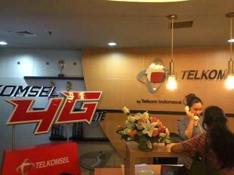 Telkomsel Hadirkan Sinyal 4G di Bandung