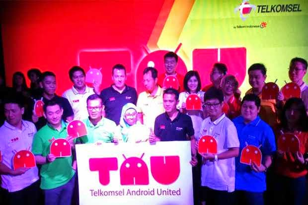 Promo Internet Gratis Telkomsel Android One