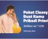 Paket Internet XL Classy Pascabayar