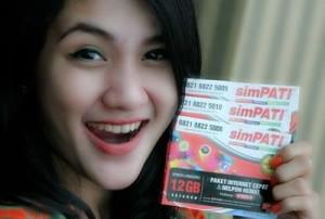 Paket Internet simPATI Groovy 3G Champion