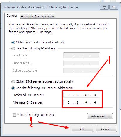 Cara Mudah Mempercepat Browsing Internet 5