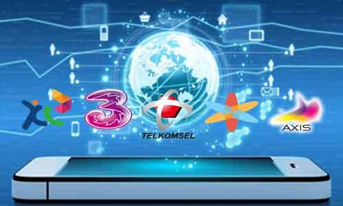 Daftar Paket Internet GSM Paling Murah