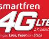 Smartfren 4G LTE Advanced