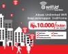 Paket wifi.id Seamless Murah 100 Ribu/Bulan