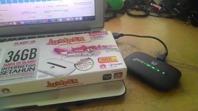 Cara Aktivasi Paket Jumper 36GB
