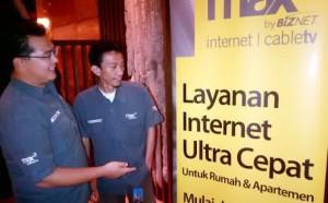 Daftar Kota Jangkauan Internet Biznet Fiber