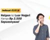 FlatCall Indosat