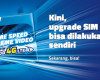 Cara Upgrade SIM Card XL 4G LTE