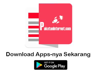 Apps Paket Internet Kini Hadir Di Android