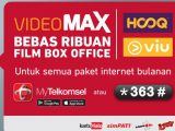 Cara Rubah Paket Data Internet Kuota VideoMAX Ke Flash