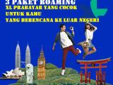 Ilustrasi 3 Paket Roaming XL Prabayar Yang Cocok Untuk Kamu Yang Berencana ke Luar Negeri