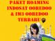 Ilustrasi Paket Roaming Indosat Ooredoo dan IM3 Ooredoo Terbaru
