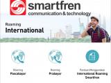 Ilustrasi Roaming Internasional Smartfren
